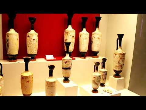 Прогулка по Национальному Археологическому музею в Афинах
