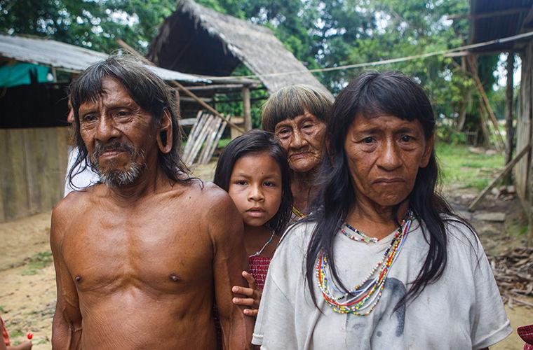 Правила жизни вождя амазонских индейцев