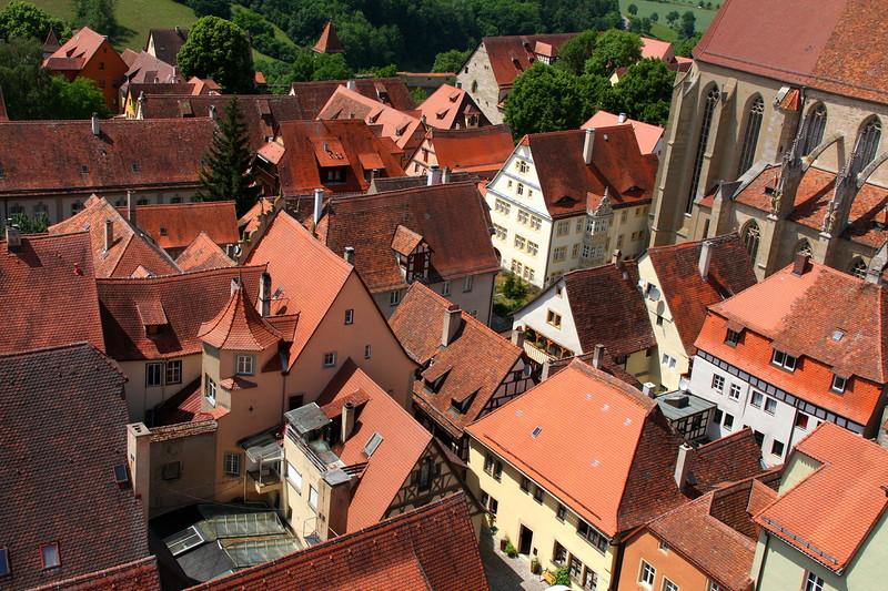 Бавария: Нюрнберг, Бамберг, Регенсбург, Кобург и K°  Часть 1