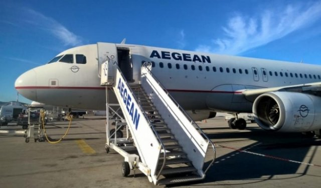 Авиакомпания Aegean сделала скидку на билеты в/из Греции