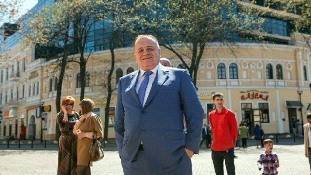 Пантелис Бумбурас открывает Центр Туризма Греции в Украине