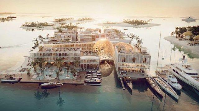 В Дубае планируют построить копию Венеции