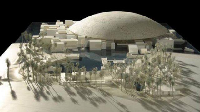 Лувр Абу-Даби открывается осенью