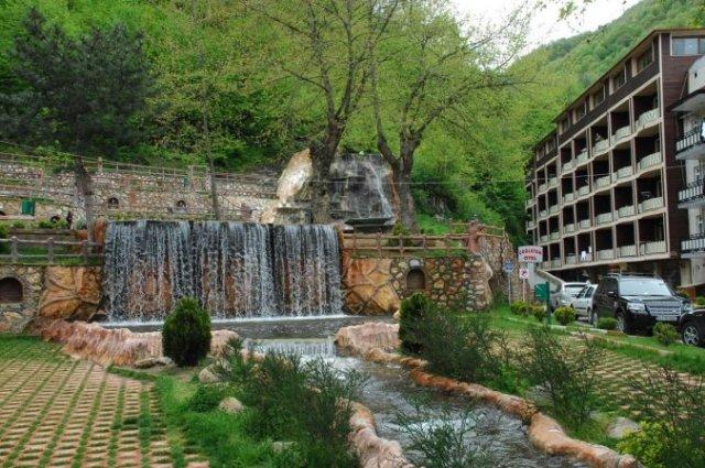 В Турции можно не только отдыхать, а и лечиться