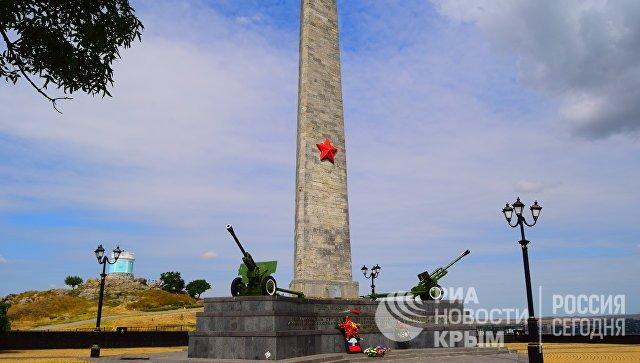 Маршрут Крыма стал лучшим направлением военно-исторического туризма