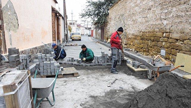 В Евпатории завершается реконструкция маршрута