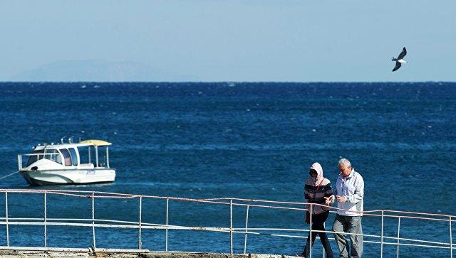 Крым обошел Петербург в туристическом рейтинге
