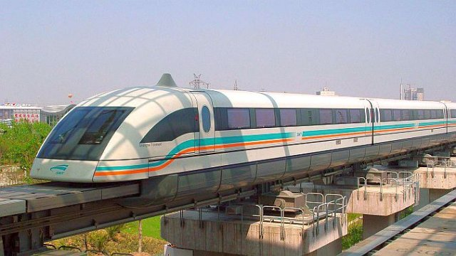 Япония строит «Синкансен» на магнитной подушке