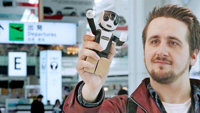 Прогулку по Токио спланирует робот-гид, взятый напрокат в аэропорту