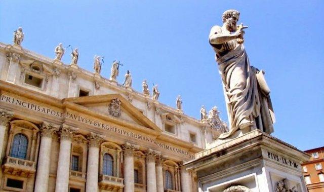 В Ватикане покажут, какими ключами открывают его уникальные музеи