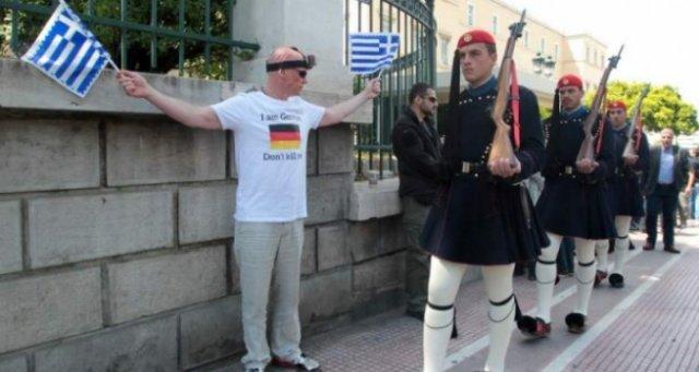 В Греции в 2018 году ждут наплыв немецких туристов