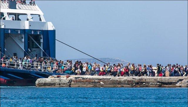 Греция просит сохранить для россиян упрощенный въезд из Турции на Эгейские острова