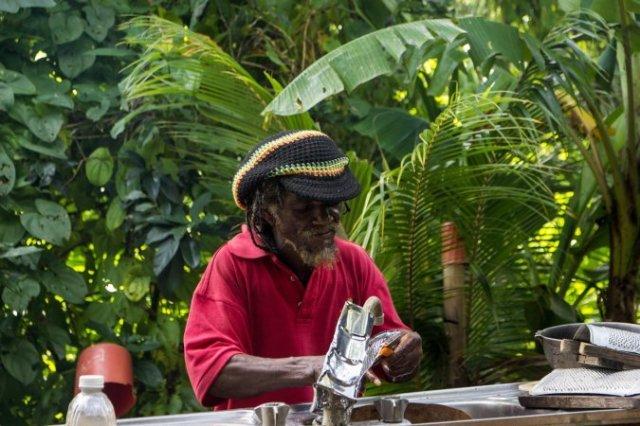 Ямайка — черная речка, черный кофе и капитан Морган