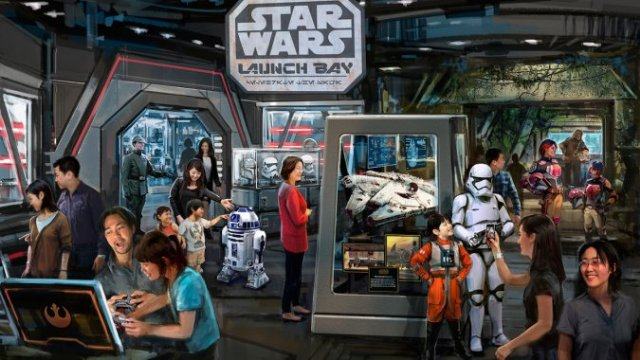 В Disney рассказали, как будет выглядеть курорт Star Wars, и подняли цены