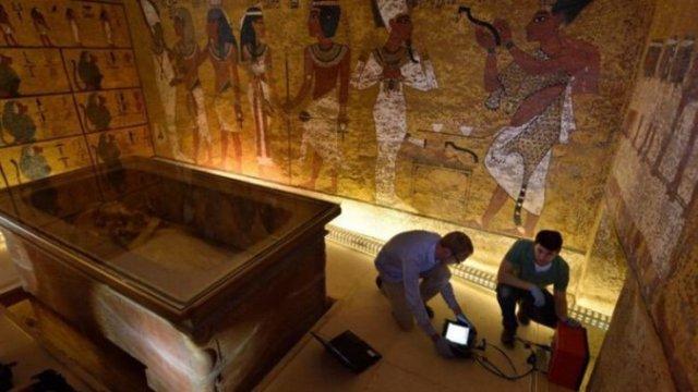Гробница жены Тутанхамона и загадочная субстанция в стене: каких открытий ждать от археологов