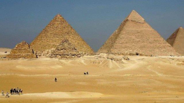 Археолог-любитель разгадал загадку Великой пирамиды в Гизе