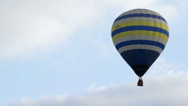 Первая авария: в Луксоре рухнул воздушный шар с туристами
