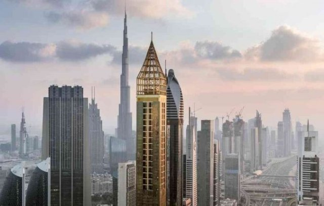 Самый высокий отель в мире сделают безалкогольным