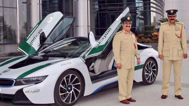 Полиция Дубая совершила настоящее чудо с британской туристкой