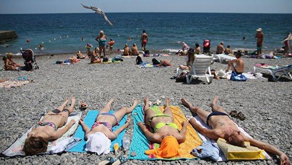В Севастополе объединили часть пляжей