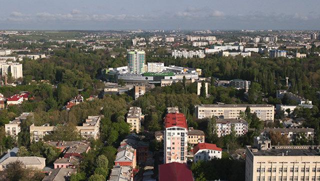 В Симферополе хотят создать мегапарк