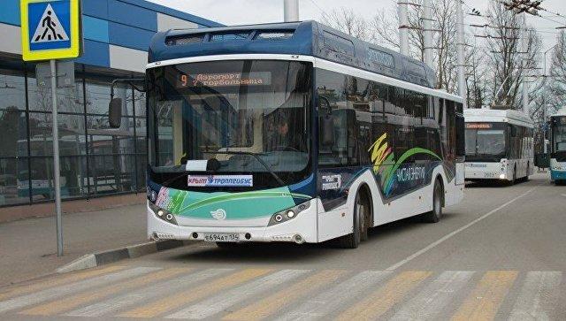"""В Крыму """"рогатых"""" могут заменить электробусы"""