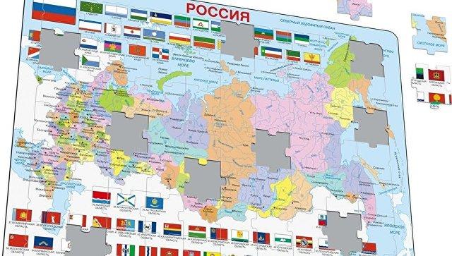 Украина обиделась на норвежского производителя пазлов из-за Крыма