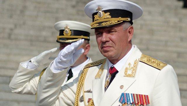 Витко займет должность в Главкомате ВМФ