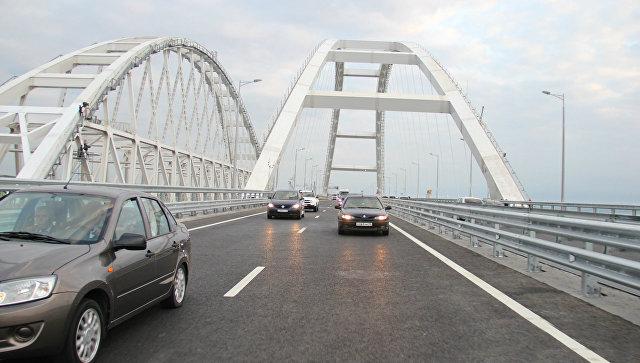 Аксенов рассказал, как будут бороться с заторами на Крымском мосту