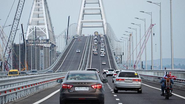 Украинский депутат рассказал, когда уничтожит Крымский мост