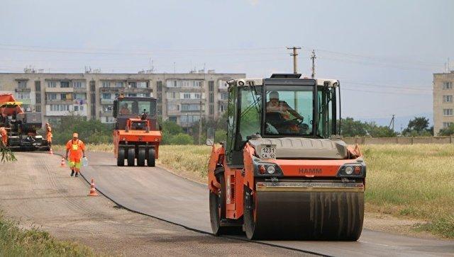 Более 40 км: в Севастополе отремонтируют 62 дороги