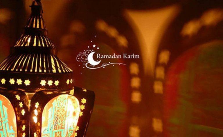 Главы ОАЭ отправили поздравительные письма с началом Рамадана.