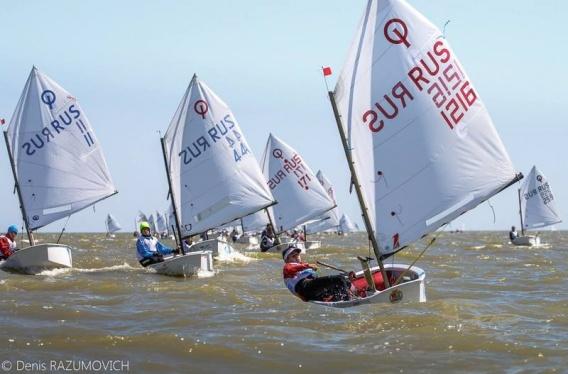 Две яхтсменки из Севастополя стали бронзовыми призерами Кубка России
