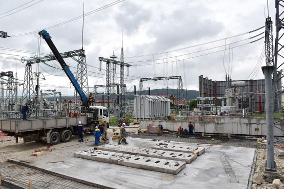 ТЭС в Севастополе подключают к электросетям