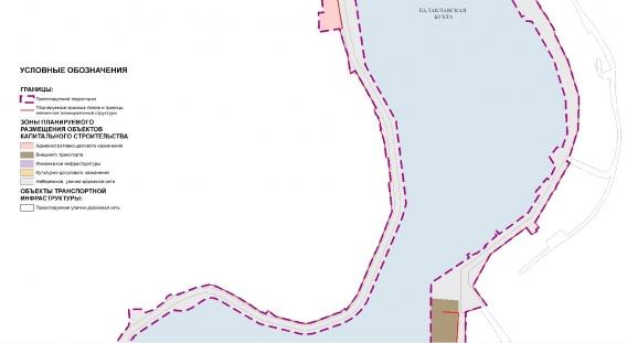Обсудят планировку набережной Балаклавской бухты