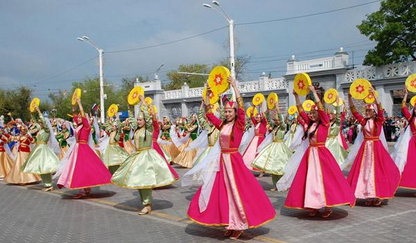 В Евпатории 1 июня пройдет карнавал