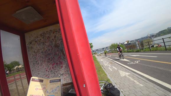 Велопокатушка по Сеулу
