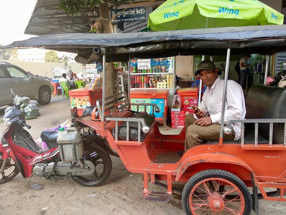 В Камбоджу на машине. Автокругосветка Mirvmeste