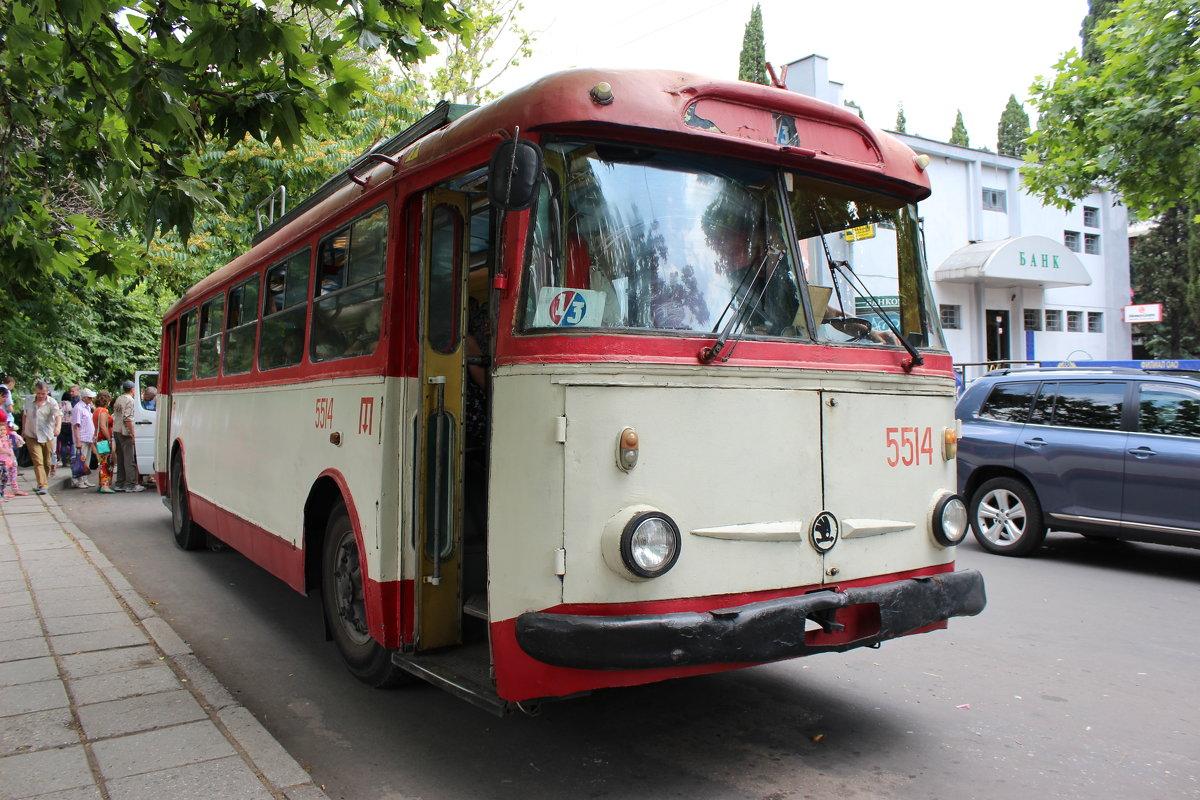 «Крымтроллейбус» не введет в Ялте «единый билет»