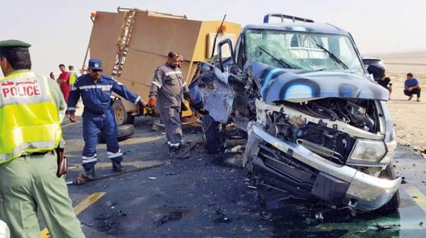 Выявлен самый опасный день для поездки в ОАЭ