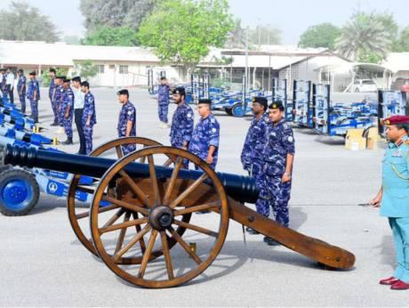 Ифтарские пушки готовы в 10 местах в Шардже.