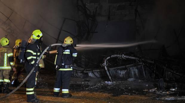 В Рас-Аль-Хайме спасены ученики от пожара