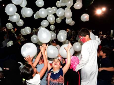 Dar Al Ber в пятницу организовало свою 13-ю ежегодную церемонию для сирот