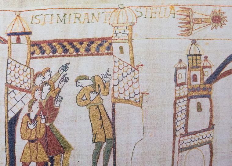 Средневековые гобелены дают ключ к разгадке тайны Девятой Планеты