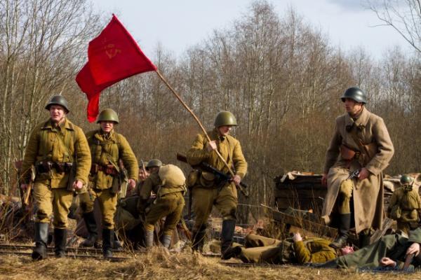 Военно-исторический фестиваль «Забытый подвиг – Вторая Ударная армия»