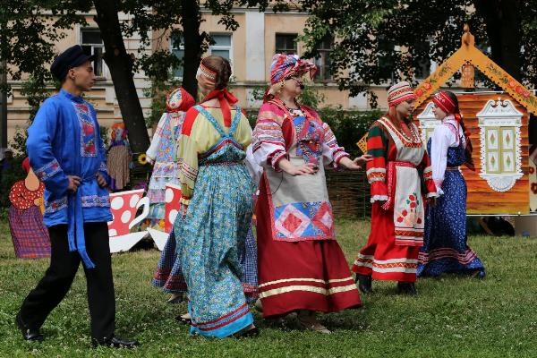 Свыше 40 праздников организуют в центре Новгорода в ходе событийного проекта «22 выходных»