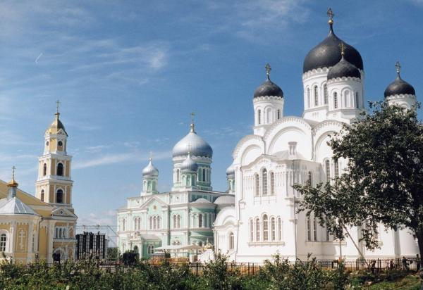 Основное восстановление Саровской и Дивеевской обителей завершат к 2020 году