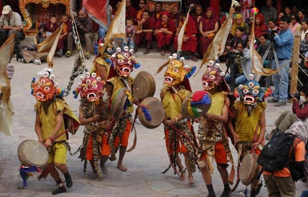 Яркий фестиваль «Синдху Даршан» откроется в Индии