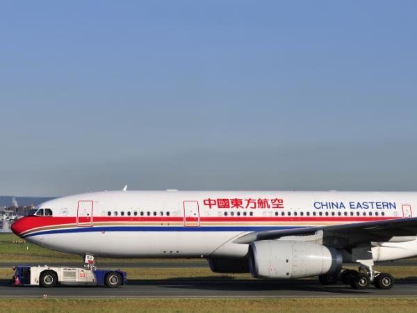 China Eastern Airlines начала регулярные полеты из Петербурга в Сиань