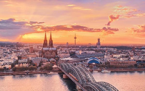 Число ночевок российских туристов в Германии выросло более чем на 20% в 2017 году